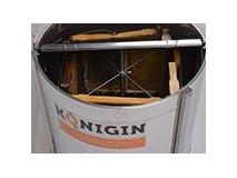 MM tangencialny, 4 rámikový,ϕ 63cm, ručný pohon