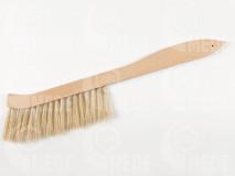 Zmetáčik prírodný vlas, tvarovaná rúčka