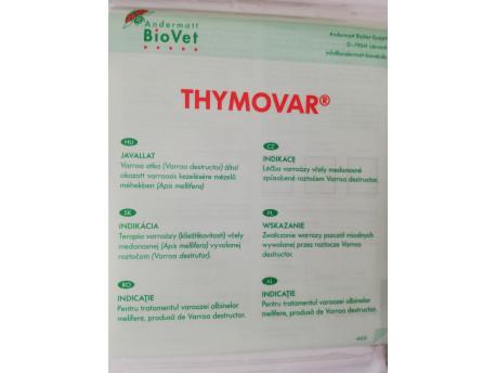 Thymovar 15g (10ks/bal)