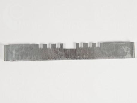 Zužovač letáča č. 6, 17,5x2,5cm