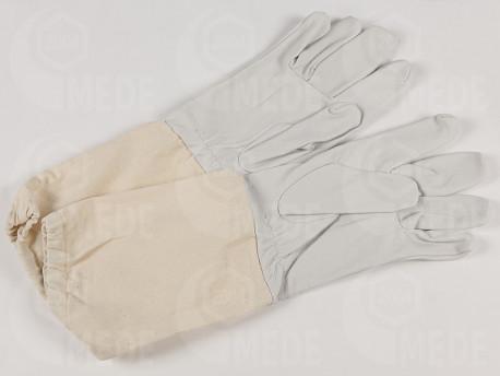 Včelárske rukavice telatina č.10
