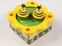 Hracia krabička - včely