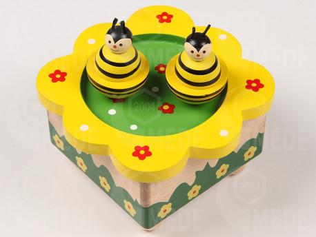 Hracia krabička včely