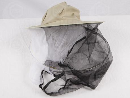 Méhészkalap bebújós