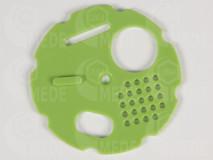 Kruhový uzáver 80 zelený