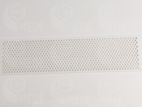 Peľochyt plast 410x100, 1mm
