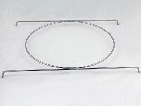 Tartó 27,5cm átmérőjű szűrőhöz
