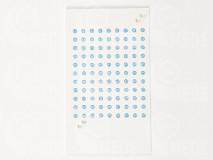 Kék opalit számok