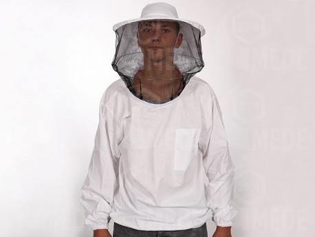 Včelárska bunda tenká látka XXL