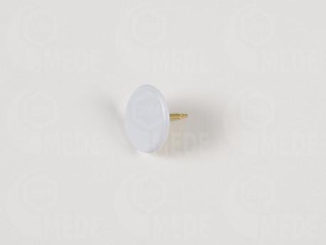 Kaptárjelölő rajzszeg - fehér 50db