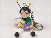 Kľúčenka včela chlapec