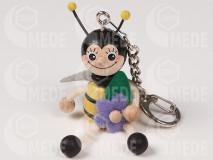 Kulcstartó méhecske fiú