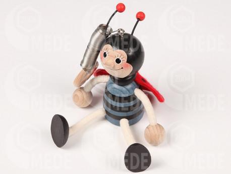 Rugós figura-katica fiú