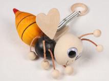 Rugós figura-méhecske