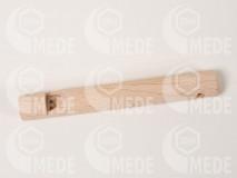 Píšťalka drevená