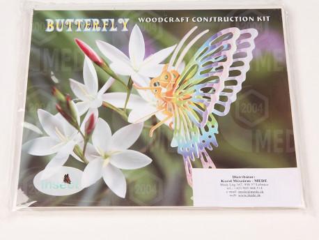 Puzzle pillangó