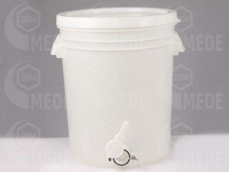 Plastová plnička pohárov