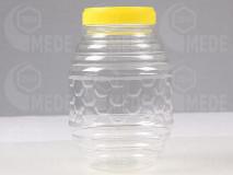 Műanyag mézeshordó 1000g