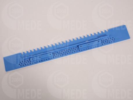 Műanyag kijárószűkítő, 43cm, kék