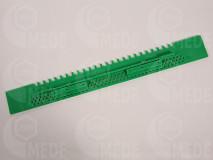 Műanyag kijárószűkítő, 43cm, zöld