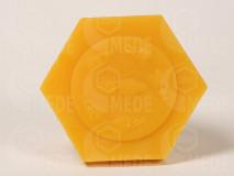 Včelí vosk - šesťuholník