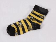 Ponožky včeličkové klasik 27-30