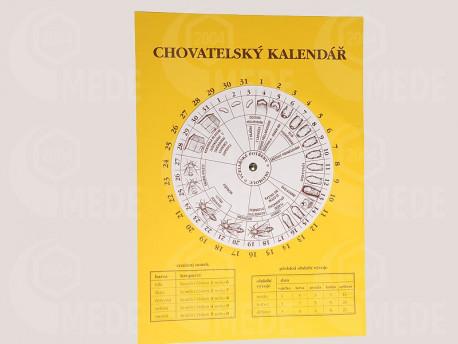 Chovateľský kalendár