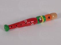 Píšťalka - červená lienka