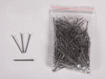 Klince na prichytenie drôtu 16 x 1,2 mm -100g