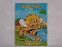 Omaľovánky A4 - Včielka Maja
