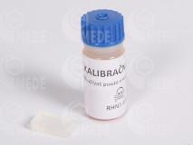 Kalibračná tekutina a hranol k refraktomeru